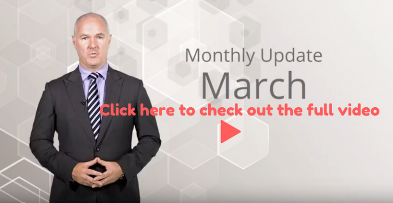 March 2017 Housing Marketing Update