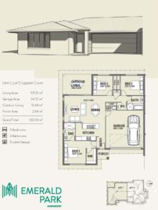 Duplex Emerald Park-