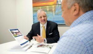 Rene Marzinger, property expert at Mirren Investment Properties