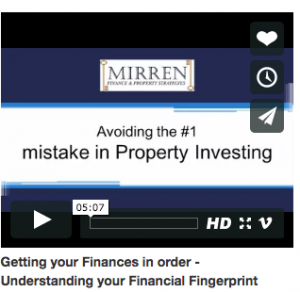 Avoiding the number 1 mistake when Investing in Property
