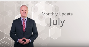 Monthly Update July